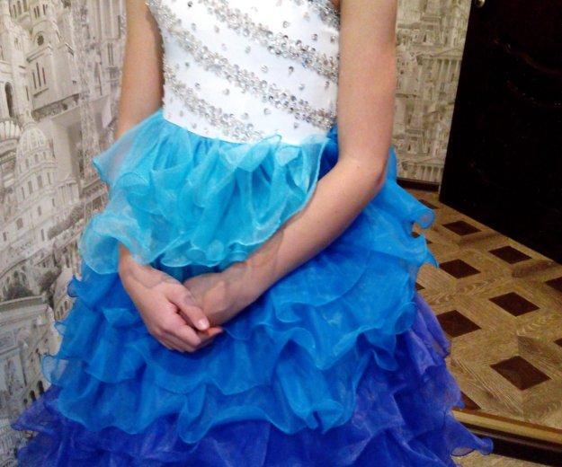 Платье для девочки. Фото 2. Мончегорск.