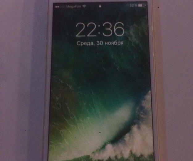 Iphone 6 64gb gold. Фото 3. Тюмень.