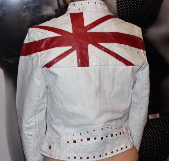 Новая куртка кожа wilson. Фото 4. Химки.