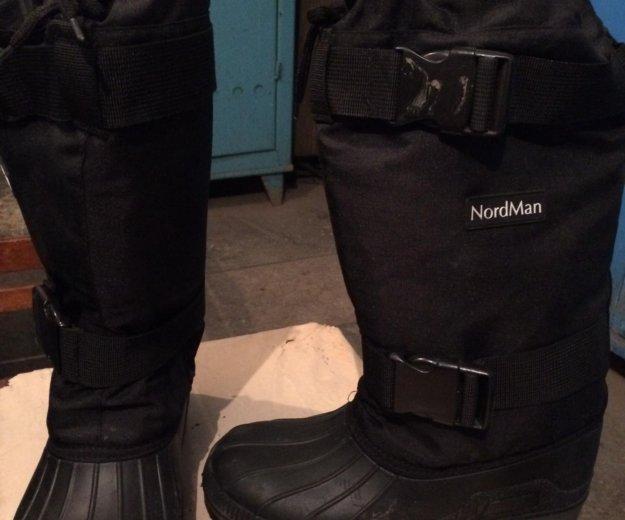 Зимние сапоги, ботинки. Фото 1. Тюмень.