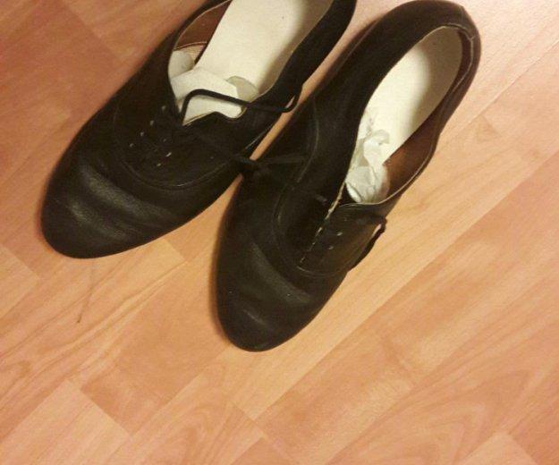 Мужские туфли для бальных танцев. Фото 3. Москва.