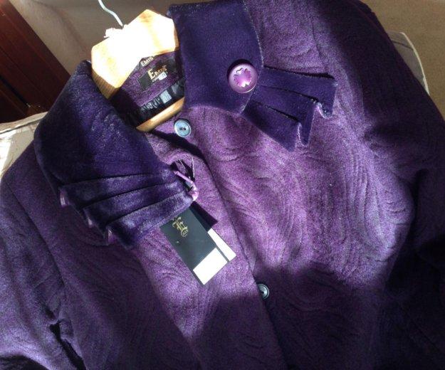 Зимнее пальто(новое). Фото 2. Курганинск.