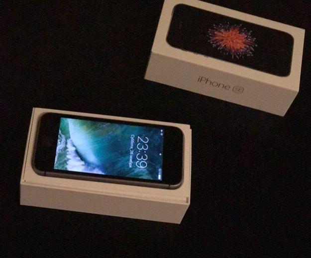 Iphone se 16gb. Фото 1.