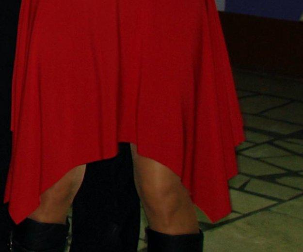 Платье красное+ новые туфли. Фото 2. Мытищи.