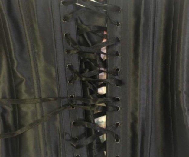 Корсет черный новый. Фото 3. Долгопрудный.