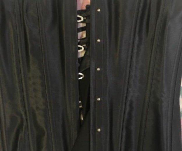 Корсет черный новый. Фото 1. Долгопрудный.