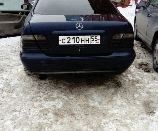 Mercedes-benz clk 230 kompressor. Фото 1. Новосибирск.