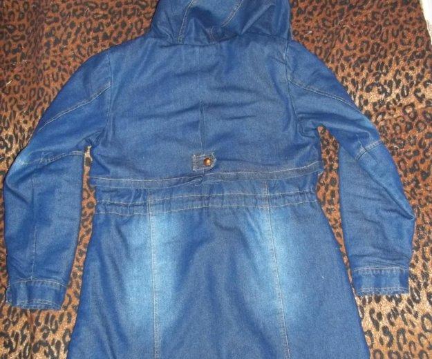 Новая джинсовая куртка. Фото 4. Волгоград.