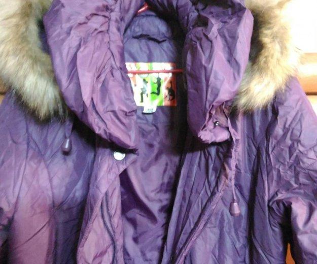 Пальто для девочки. Фото 3. Краснодар.