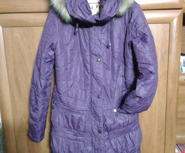 Пальто для девочки. Фото 4. Краснодар.