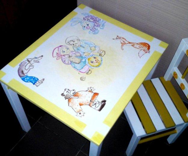 Детский набор мебели. Фото 1. Пермь.