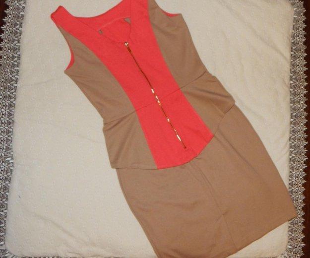 Платье с баской. Фото 1. Рязань.