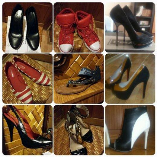 Много обуви. Фото 1. Краснодар.