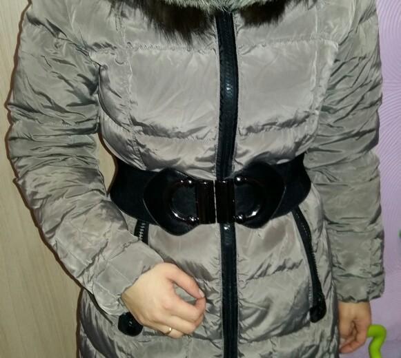 Куртка пуховая. Фото 1. Санкт-Петербург.