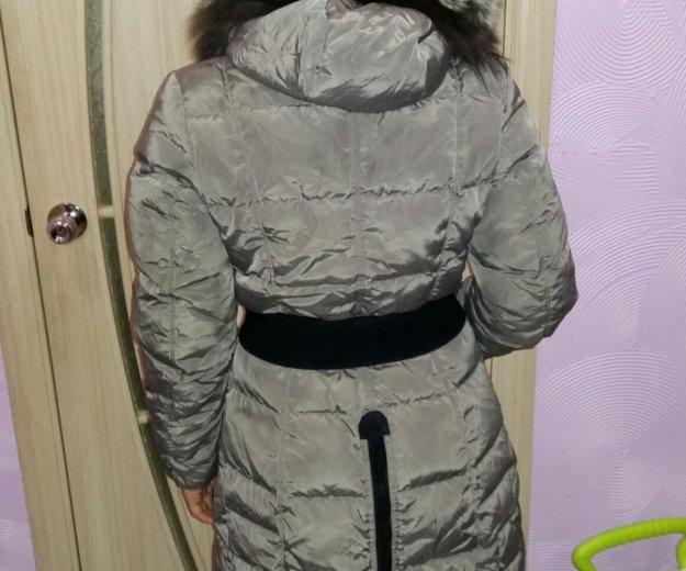 Куртка пуховая. Фото 2. Санкт-Петербург.