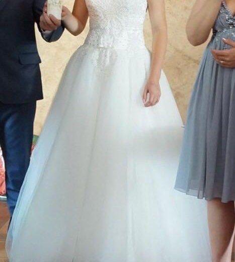 Свадебное платье. Фото 3. Москва.