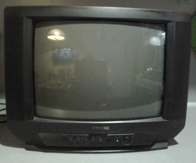 Телевизор samsung cs-14c8r. Фото 1. Санкт-Петербург.