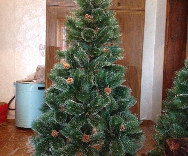 Елка новогодняя искусственная 180 см. Фото 1. Саранск.