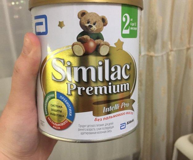 Смесь similac 2 premium. Фото 1. Санкт-Петербург.