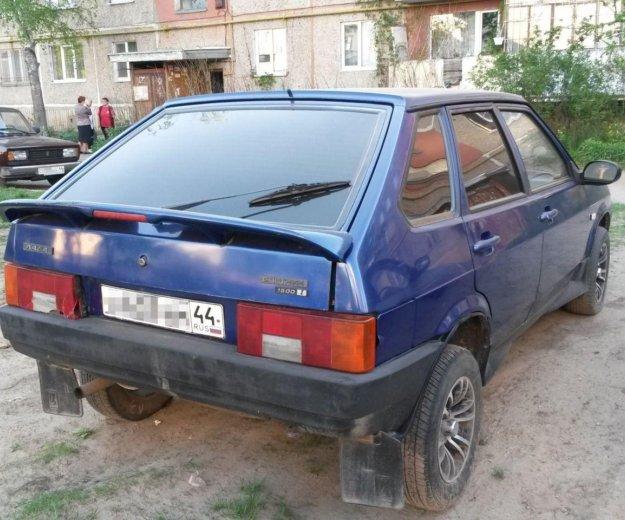 Ваз2109. Фото 4. Кострома.