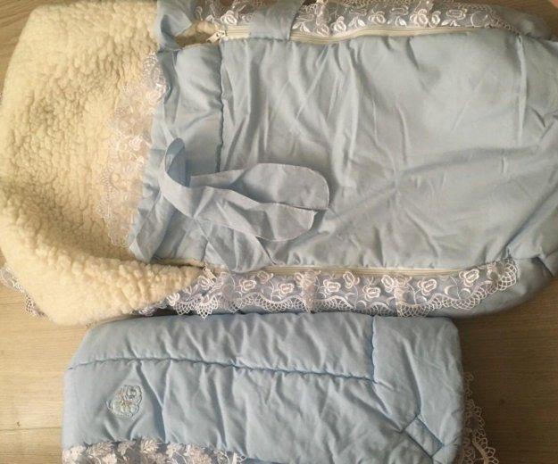 Конверт + одеяло. Фото 2. Пироговский.