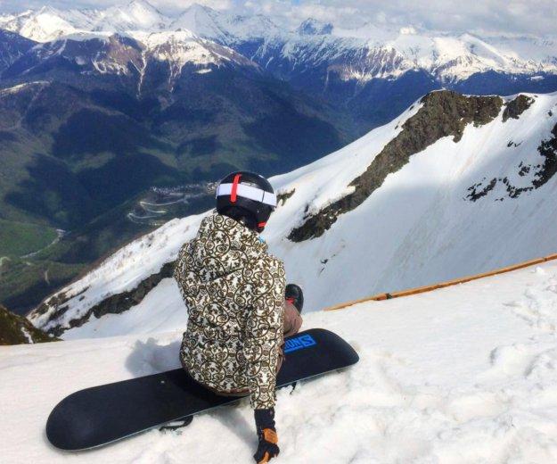Сноубордическая куртка новая. Фото 2. Москва.