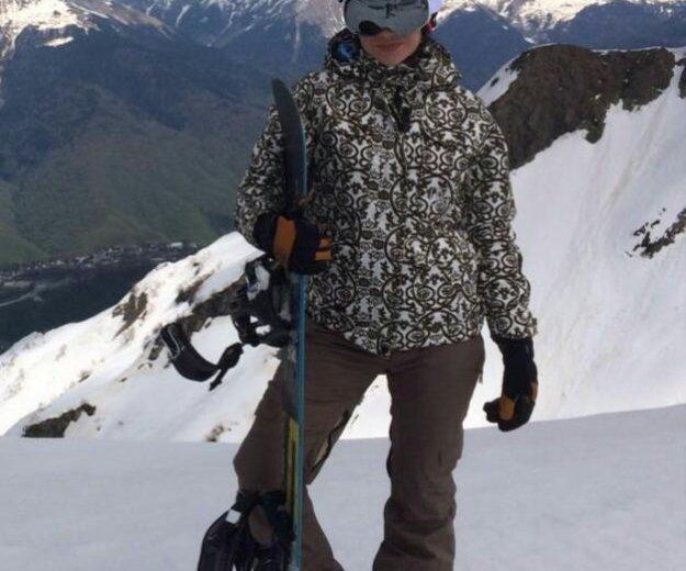 Сноубордическая куртка новая. Фото 3. Москва.
