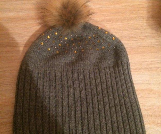 Тёплая шапочка!!!. Фото 1. Липецк.