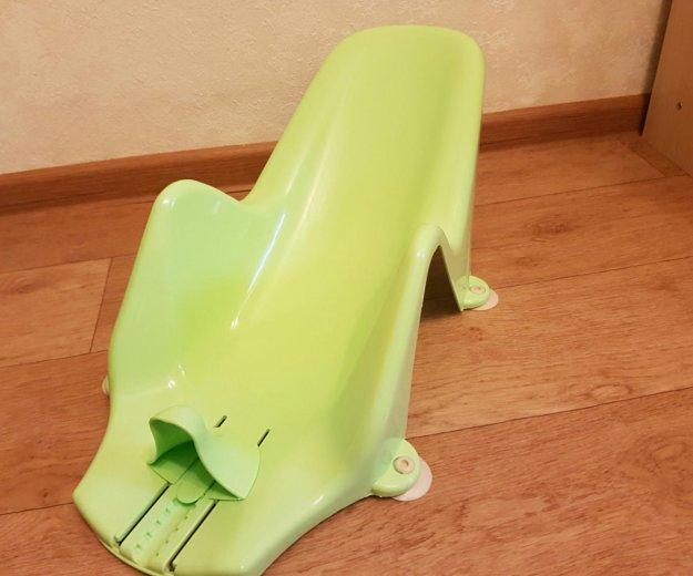 Подгузники и горка для грудничка. Фото 1. Зеленоград.