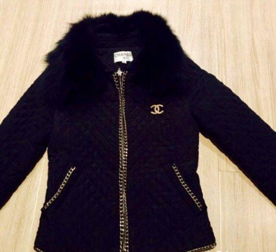 Продаю куртку chanel. Фото 1. Москва.