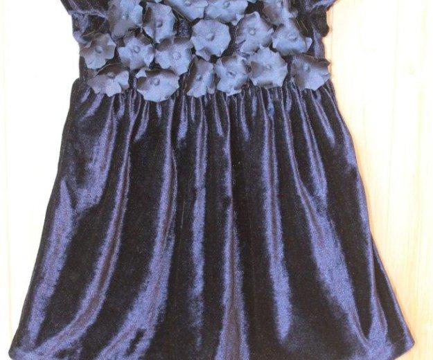 Платье велюровое. Фото 1. Курск.
