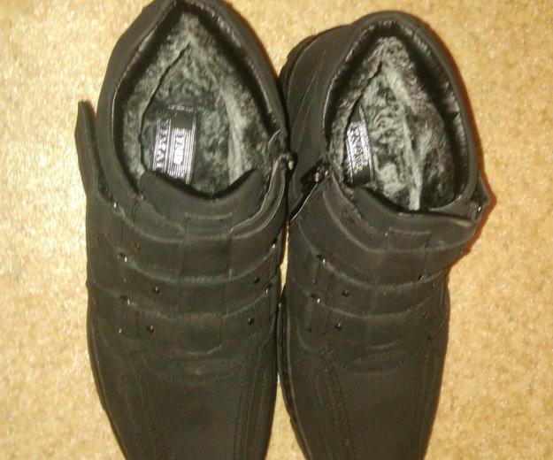 Зимние мужские ботинки. Фото 2. Самара.