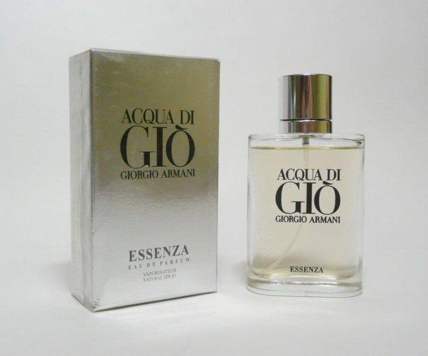 Armani - acqua di gio essenza - 100 ml. Фото 1. Копейск.
