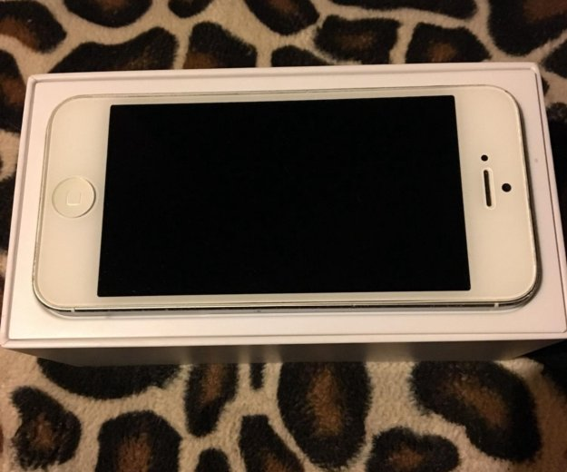 Iphone 5. Фото 4. Бор.