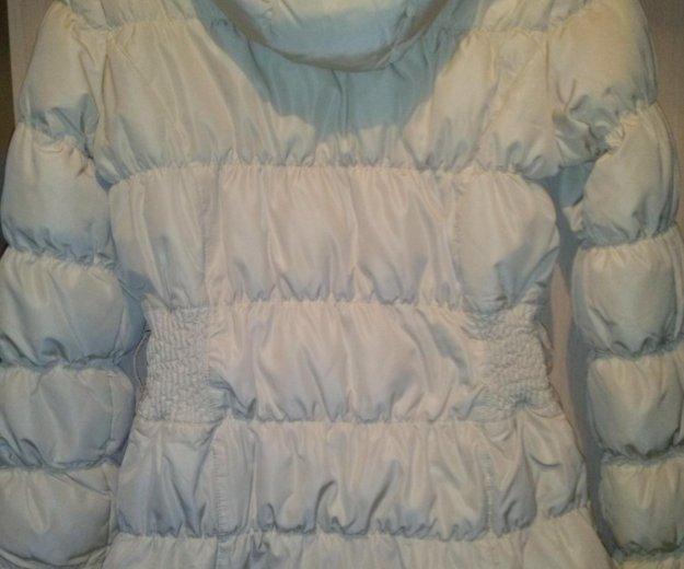 Куртка  б / у пуховик тонкий. Фото 2. Подольск.