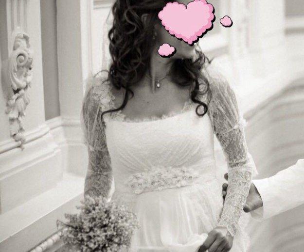 Свадебное платье. Фото 4. Санкт-Петербург.