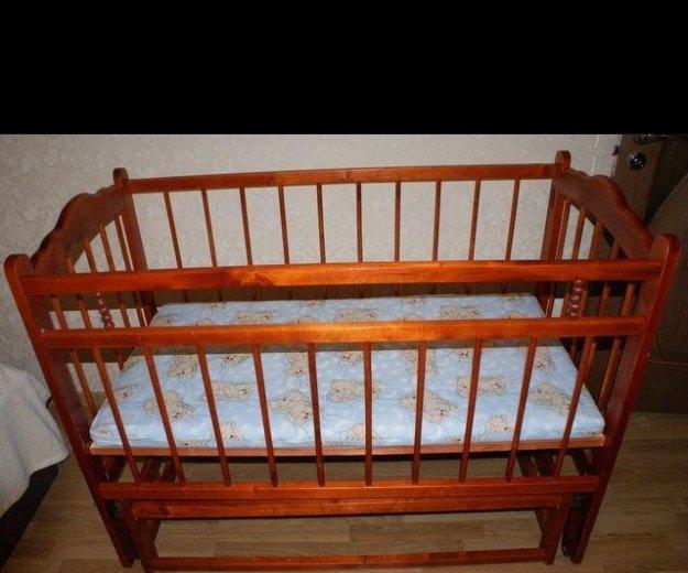 Детская кровать. Фото 2. Одинцово.