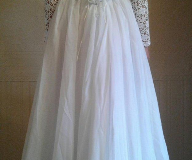 Платье свадебное. Фото 2. Химки.