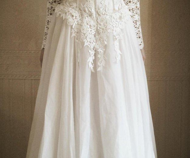 Платье свадебное. Фото 4. Химки.