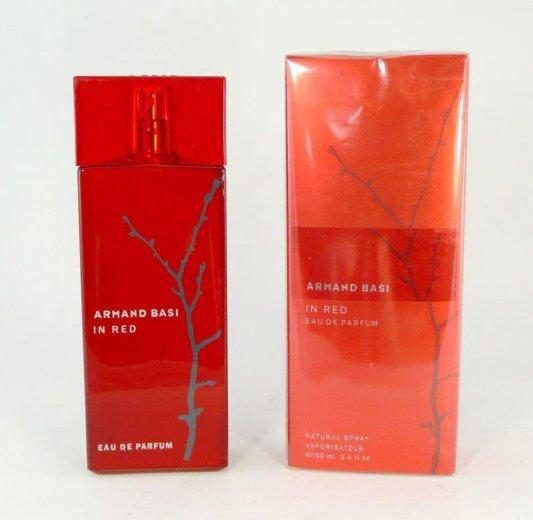 Armand basi - in red eau de parfum - 100 ml. Фото 1. Копейск.