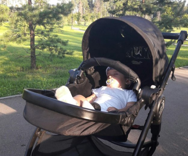 Коляска baby jogger. Фото 2. Звенигород.