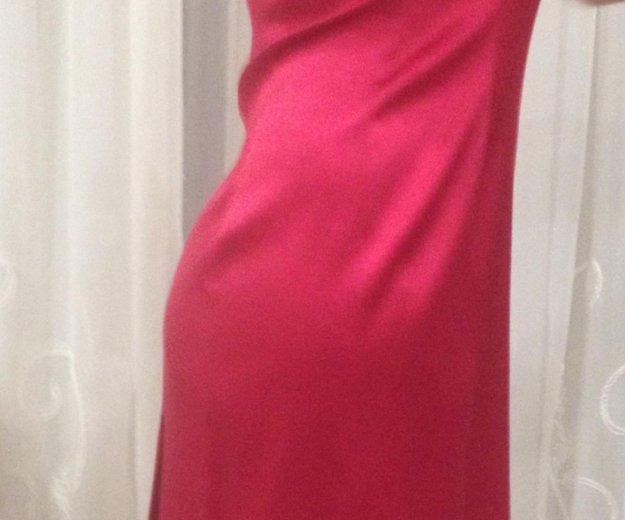 Атласное платье. Фото 2. Волжский.