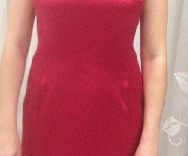 Атласное платье. Фото 1. Волжский.