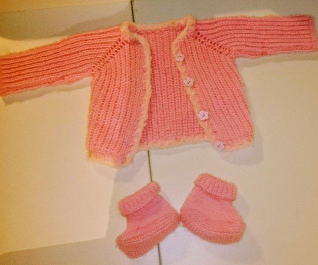 Одежда для девочки 3-6 мес.. Фото 1. Москва.