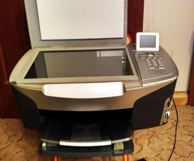 Принтер, копир,  сканер hp. Фото 2. Москва.