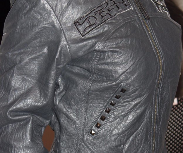 Новая куртка ed hardy размер м. Фото 1. Химки.