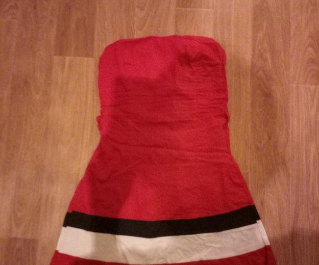 Летнее короткое платье. Фото 1. Краснодар.