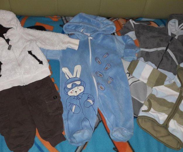 Пакет вещей на девочку от3 до 6месяцев. Фото 2. Таганрог.