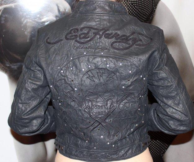 Новая куртка ed hardy размер м. Фото 2. Химки.