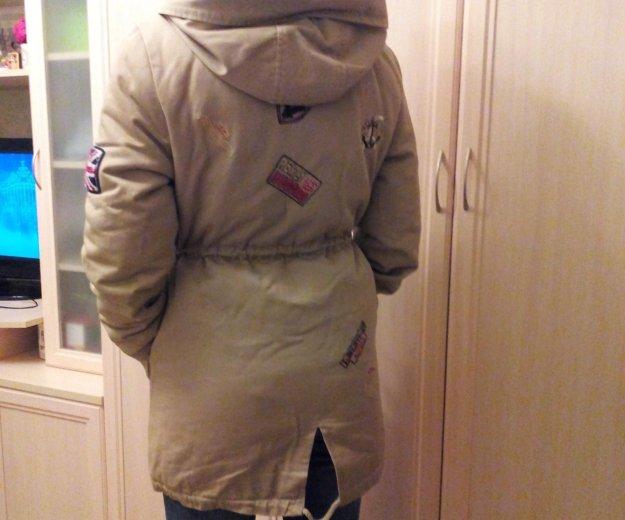 Куртка-парка женская, подростковая. Фото 2. Львовский.
